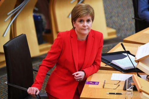 Nicola Sturgeon voted one of the UK's top 'puzzling crushes'