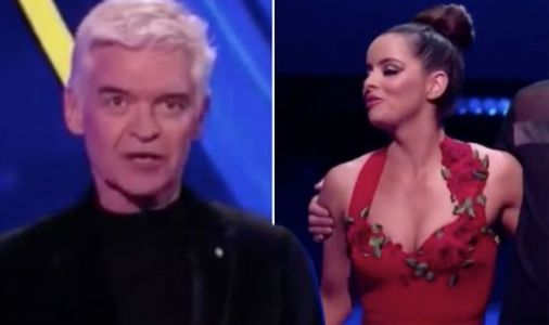 Dancing On Ice 2020: Phillip Schofield forced to apologise as Maura swears on air