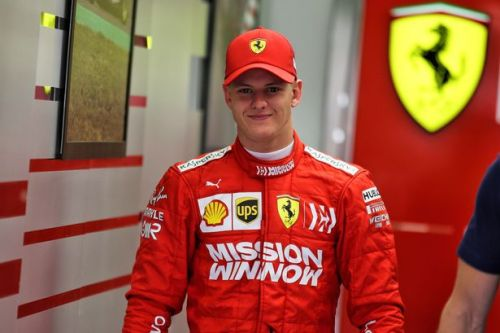 Mick Schumacher confirmed as F1 2021 driver to follow in dad Michael's footsteps