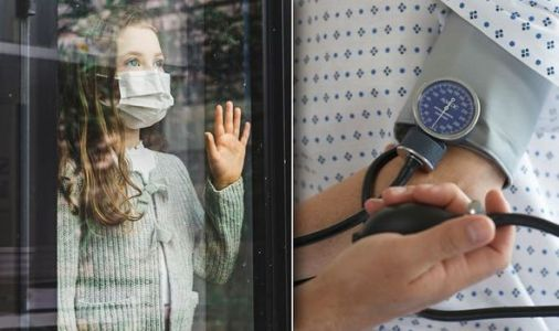 COVID lockdown 'raises' high blood pressure risk - how to lower blood pressure at home