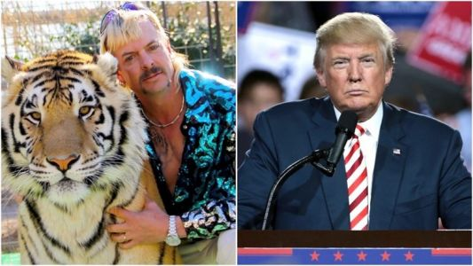 Tiger King's Joe Exotic is 'very close' to a presidential pardon from Trump