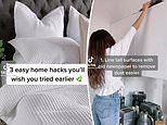 Mum shares the three home hacks you wish knew earlier