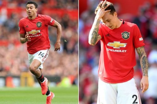 Manchester United player ratings from shock Crystal Palace defeat