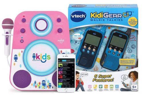 Security flaws discovered in smart toys that could let hackers spy on your children