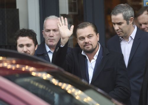 Is Leonardo DiCaprio's girlfriend simply too young for him? - Jim Duffy