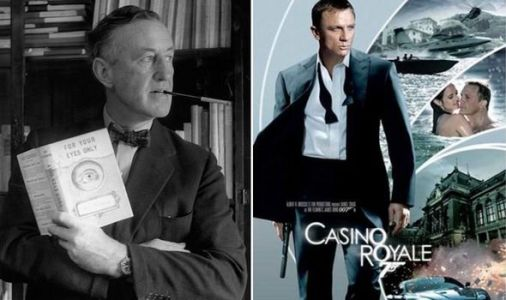 James Bond: Daniel Craig's Casino Royale tops UK poll of 007 books that made best movies
