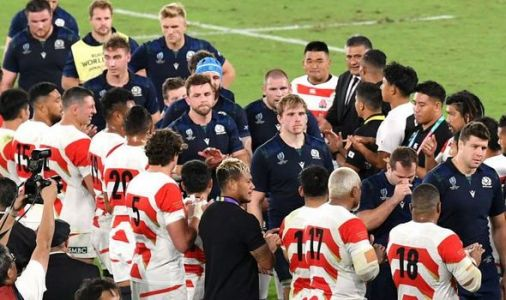 Typhoon Hagibis squabble ramps up as Scotland question World Rugby over potential charges