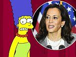 Marge Simpson responds to senior Trump advisor's insult against Kamala Harris