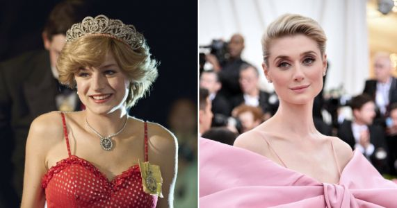 Who will play Diana in The Crown season 5?