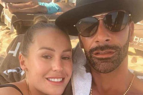Kate Wright hilariously teased by fiancé Rio Ferdinand as she uploads stunning photo of pair