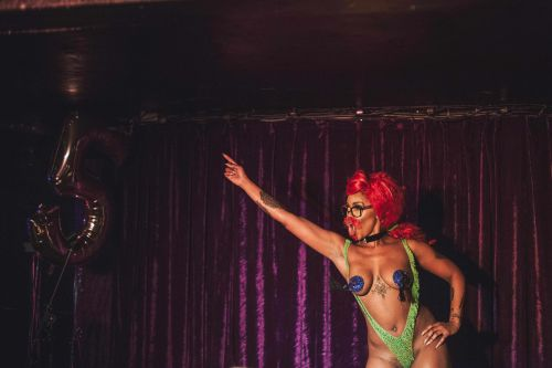 We all love drag queens - but what about drag kings?