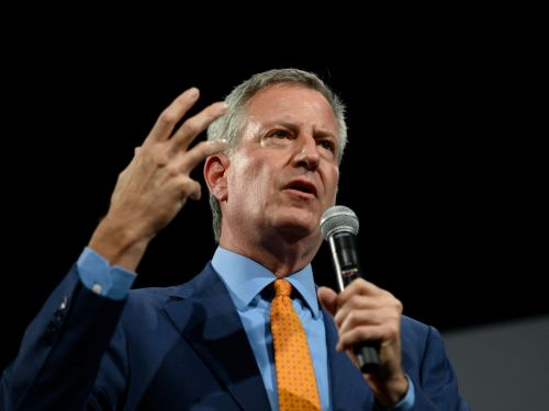 Bill de Blasio announces investigation into Amazon over 'human rights abuses' during coronavirus crisis