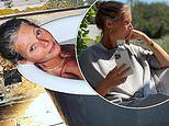 Gwyneth Paltrow strips NAKED to recline in a bathtub for sizzling snap