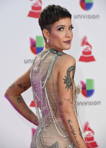 Halsey reveals she 'almost passed out three times' watching terrifying new horror movie Us