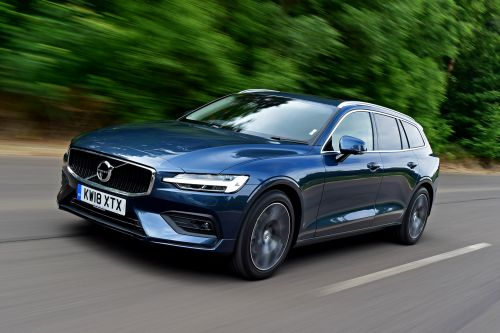 New Volvo V60 2018 review
