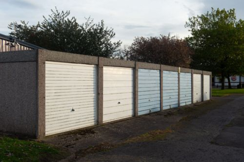 Calls for lock-up garages in Moray town to be knocked down to make way for car parks