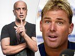 Shane Warne was badly constipated on I'm a Celebrity. Get Me Out of Here!