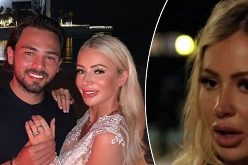 Olivia Attwood says fiancé Bradley Dack refuses to join TOWIE and hates her 'pis**d and lairy' fights