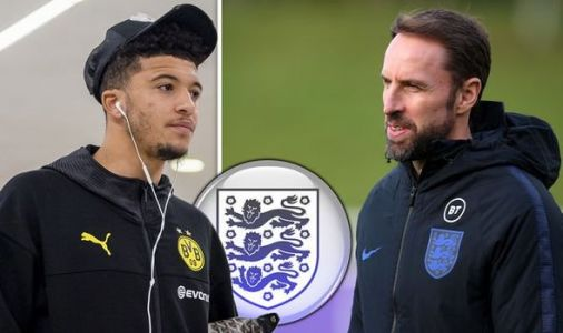 Jadon Sancho will learn from Borussia Dortmund struggles vows England boss Southgate