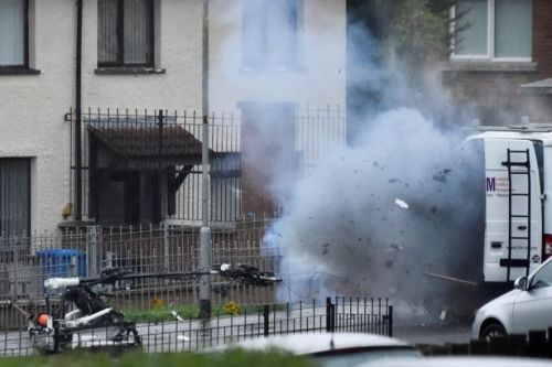 Two more hijackings in Londonderry as fifth man arrested in car bomb blast probe