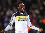 Ex-Chelsea midfielder John Obi Mikel set for return to English football as he nears move to Stoke