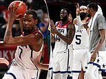 USA 97-78 Australia - Americans in to Olympic final as Kevin Durant delivers huge display