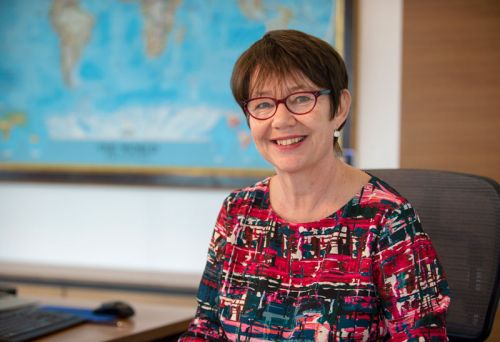 EBRD's President on: COVID-19, sustainable trade and the gender gap in finance