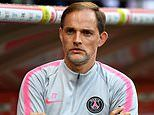 Thomas Tuchel signs new one-year PSG contract extension as manager pens deal until June 2021