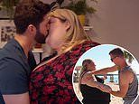Men who love morbidly obese women star in new series chronicling their 'mixed-weight' relationships