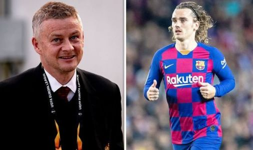 Man Utd transfer move for Barcelona star Antoine Griezmann boosted for three reasons