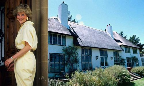 Princess Diana's jaw-dropping £4.8million holiday home unveiled: see inside