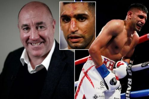 Amir Khan told it's time to retire after Terence Crawford defeat as he clings on for last bumper pay day