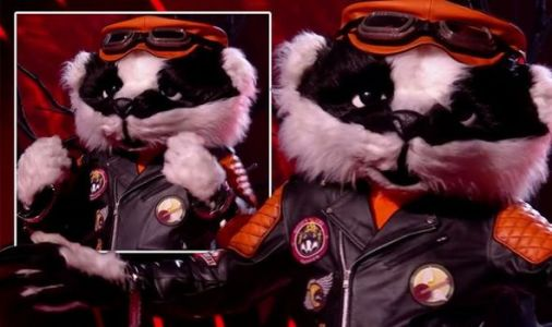 The Masked Singer: Badger's identity 'exposed' as US R&B singer after huge song clue