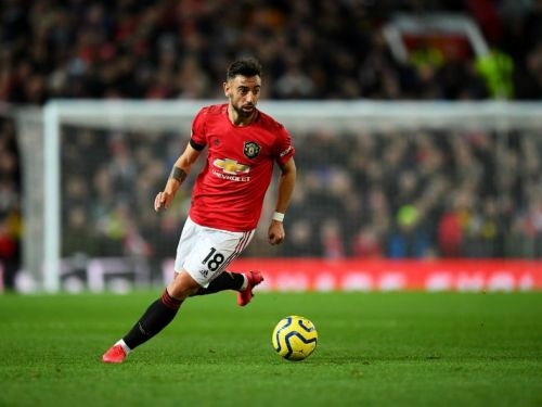 """Manchester United star hails the """"amazing"""" unseen impact of new signing Bruno Fernandes"""
