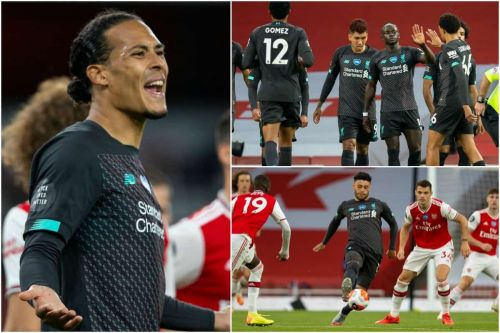 The good, the bad & an anticlimactic end? - Debating Arsenal 2-1 Liverpool