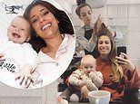 'I can't smell like chip fat!' Stacey Solomon reveals she hasn't washed her hair in TWO WEEKS