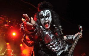 KISS to perform the hits for great white sharks in Australia