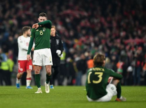 Republic of Ireland stars react to 'heartbreaking' Euro 2020 setback