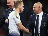 Tottenham chairman Daniel Levy has 'no intention' of selling Harry Kane to Manchester City