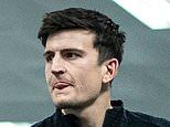 Gareth Southgate concerned about Harry Maguire's fitness for England's upcoming Euro 2020 qualifiers