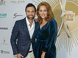 Married At First Sight's Jules Robinson and Cameron Merchant step out at Logies event