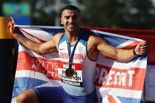 Adam Gemili proves his doubters wrong by reclaiming British 200 metres crown