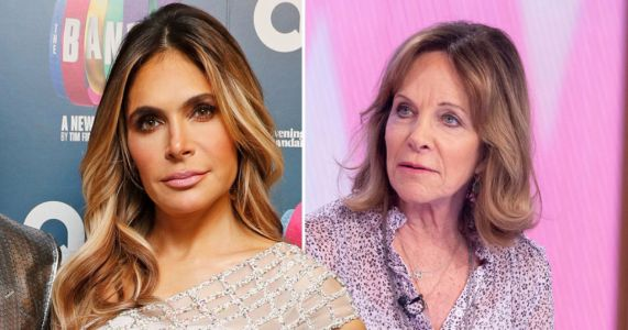 Robbie Williams' wife Ayda Field reveals mum is battling cancer in coronavirus lockdown