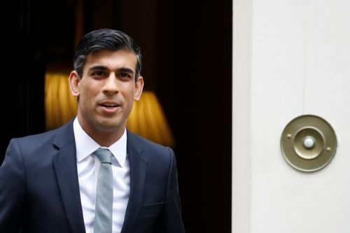 Rishi Sunak Says He Doesn't Want People 'Just Sitting There On Furlough'