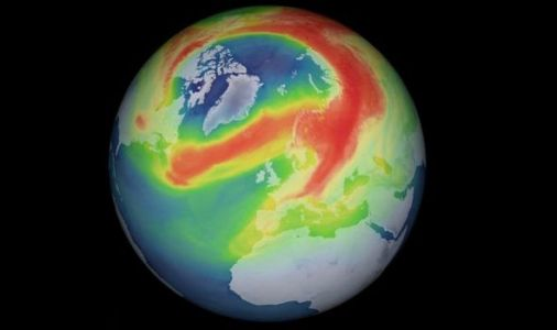 Arctic warning: Large and 'unusual' hole opens in ozone above Arctic