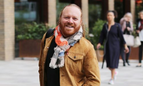 Keith Lemon shares rare video with his mum - and she has his fans in stitches!