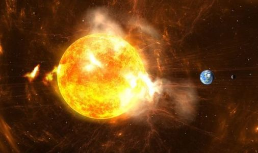Space weather warning: Technology crippling solar storm could hit 'at any time'
