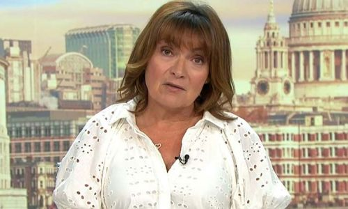 Lorraine Kelly surprises with a flirty ASOS dress on GMB - and it's still in stock