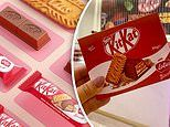 KitKat launches exciting new Lotus Biscoff flavour