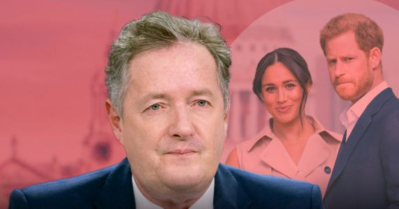 Piers Morgan brands Prince Harry and Meghan Markle 'utterly irrelevant' to him after coronavirus